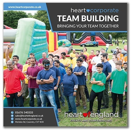 Team Building Brochure